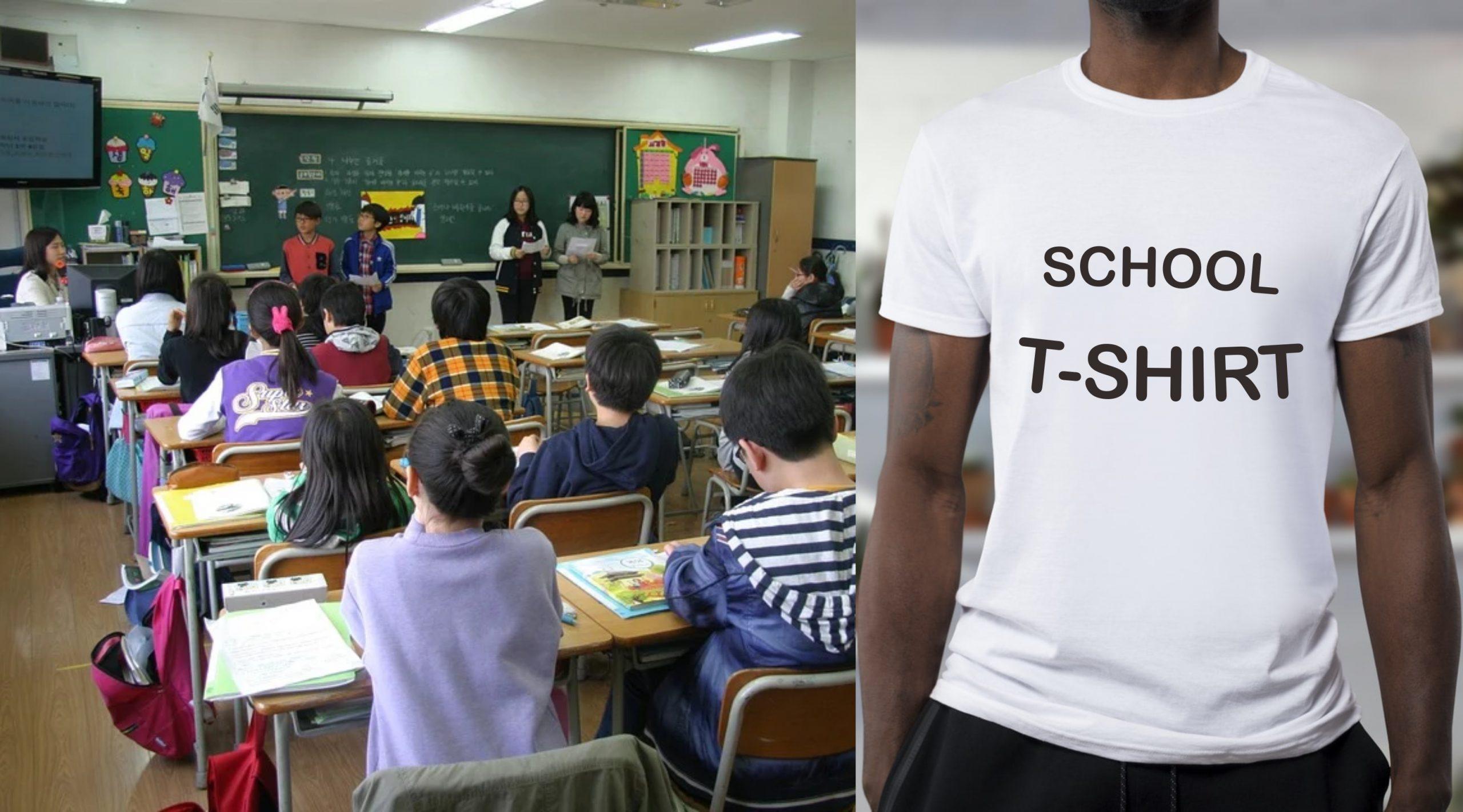 Baju Perpisahan Sekolah