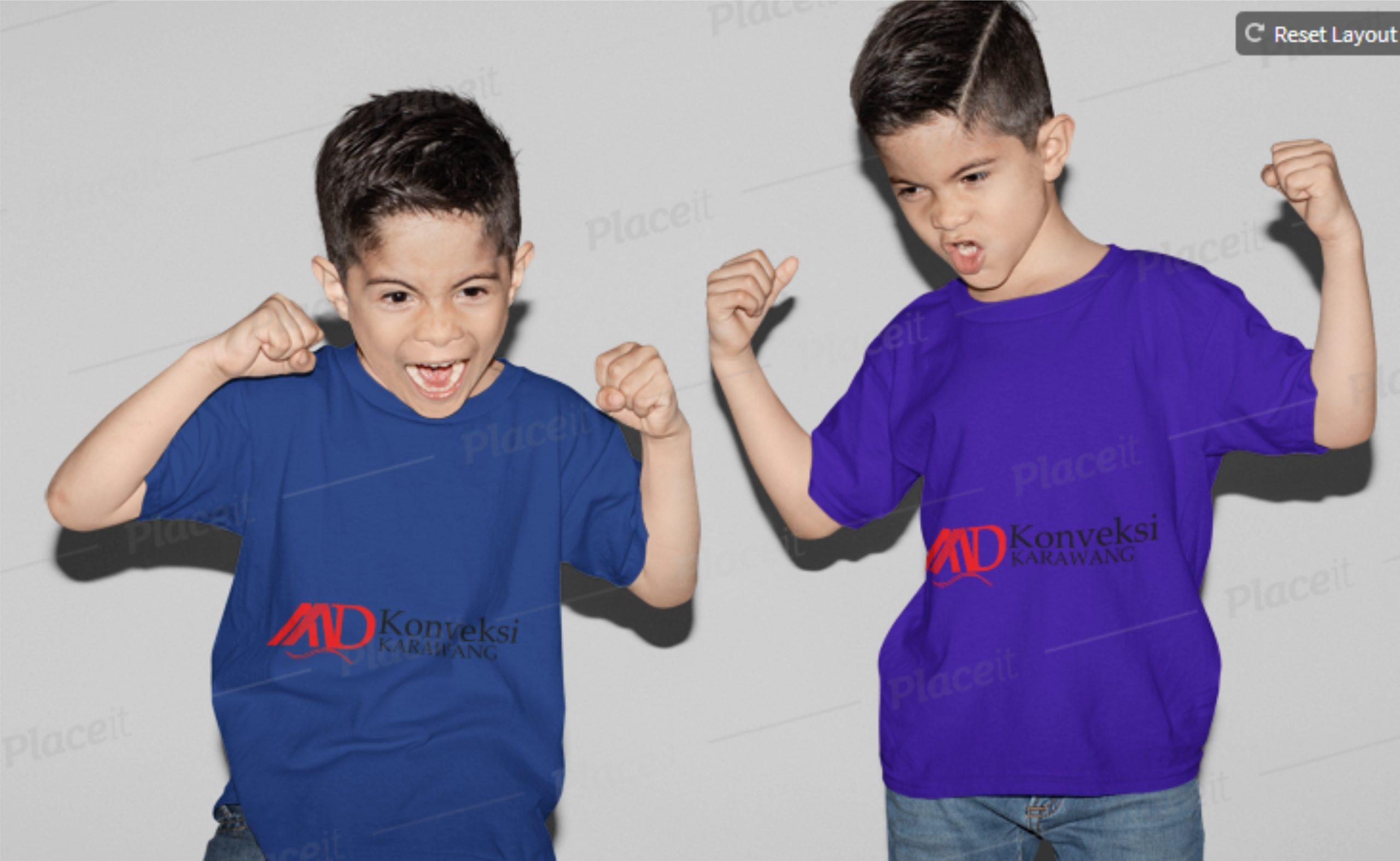 Tips Memilih Konveksi Desain Baju Kaos Termurah
