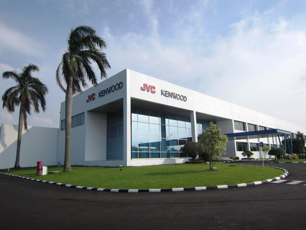 Company Profile PT JVC Karawang